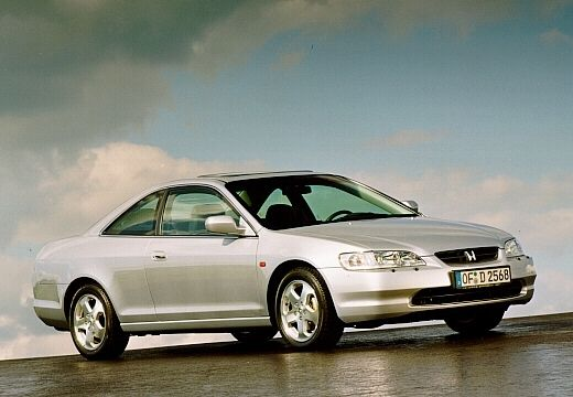 HONDA Accord 3.0i ES Coupe III 200KM (benzyna)