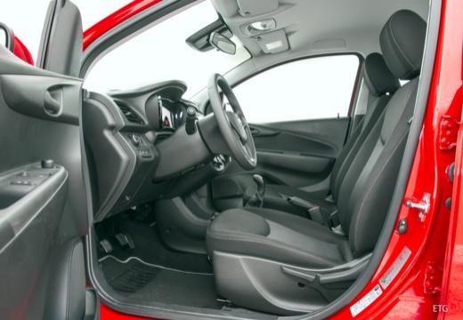 OPEL Karl hatchback wnętrze