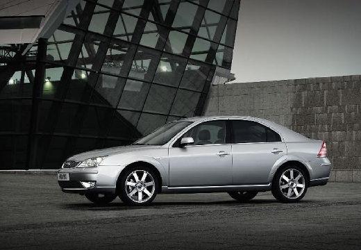 FORD Mondeo V hatchback silver grey przedni lewy