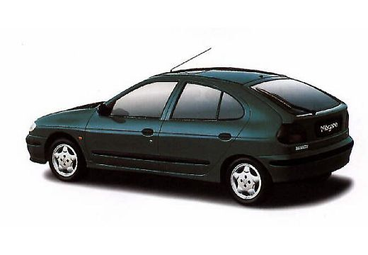 RENAULT Megane 1.6 RT aut Hatchback I 90KM (benzyna)