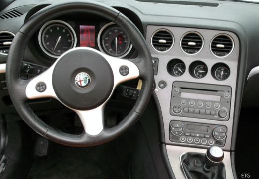 ALFA ROMEO Spider V kabriolet tablica rozdzielcza