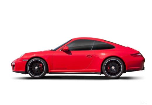 PORSCHE 911 997 coupe boczny lewy