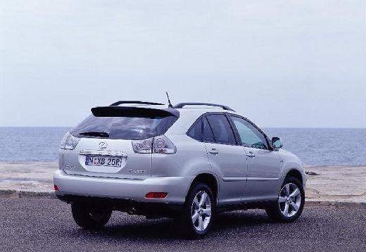 LEXUS RX 300 II kombi silver grey tylny prawy