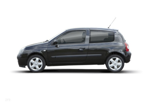 RENAULT Clio hatchback boczny lewy