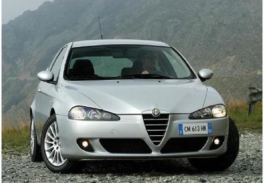 ALFA ROMEO 147 1.9 JTD Progression Hatchback II 2.0 115KM (diesel)