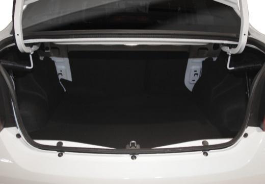 DACIA Logan III sedan przestrzeń załadunkowa