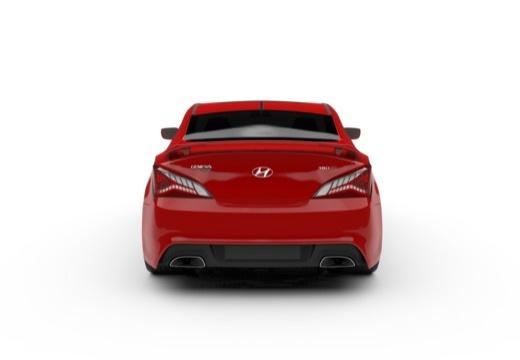 HYUNDAI Genesis II coupe tylny