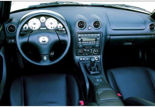 MAZDA MX-5 III roadster tablica rozdzielcza