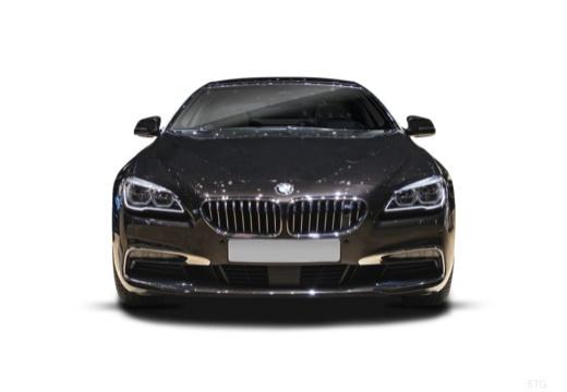 BMW Seria 6 Gran Coupe F06 II sedan przedni