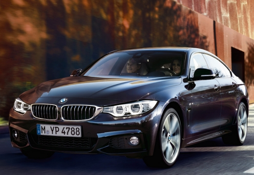 BMW Seria 4 Gran Coupe F36 I hatchback