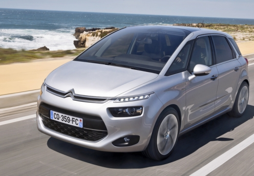 citroen c4 picasso 1 6 thp intensive ss eat6 kombi iii 165km 2015. Black Bedroom Furniture Sets. Home Design Ideas