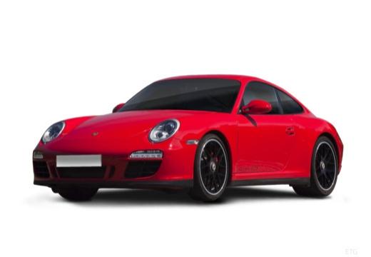 PORSCHE 911 997 coupe przedni lewy