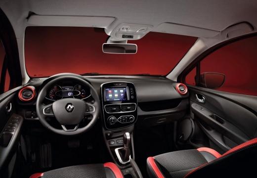 RENAULT Clio IV II hatchback tablica rozdzielcza