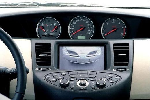 NISSAN Primera V hatchback tablica rozdzielcza