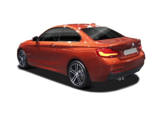 BMW Seria 2 coupe tylny lewy