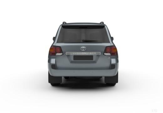 Toyota Land Cruiser V8 II kombi tylny