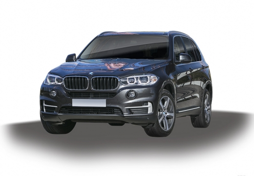 BMW X5 X 5 F15 kombi szary ciemny