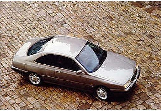 LANCIA Kappa coupe szary ciemny górny przedni