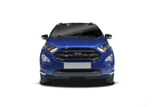 FORD Ecosport I hatchback przedni