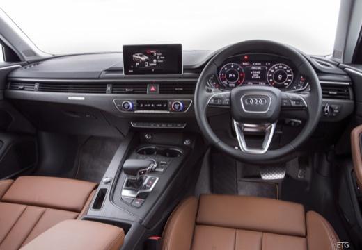 AUDI A4 I sedan tablica rozdzielcza