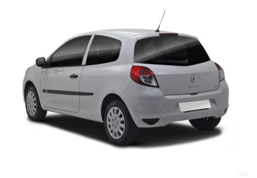 RENAULT Clio III II hatchback tylny lewy