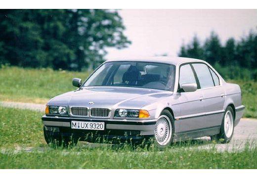 BMW 740iL aut Sedan E38 4.4 286KM (benzyna)