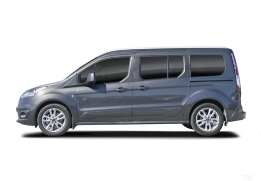 FORD Tourneo Connect kombi boczny lewy