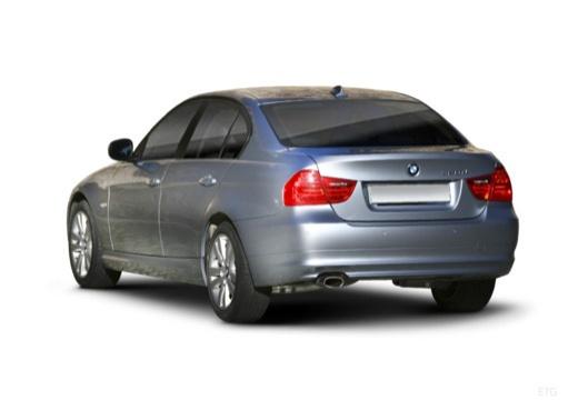 BMW Seria 3 E90 II sedan tylny lewy