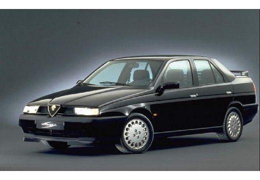 ALFA ROMEO 155 sedan przedni lewy