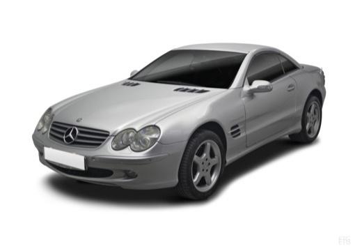 MERCEDES-BENZ Klasa SL SL 230 I roadster przedni lewy