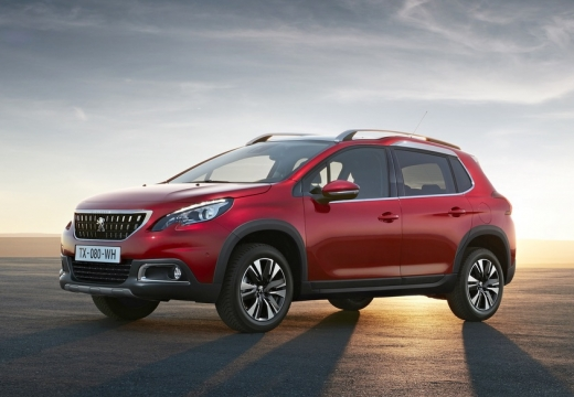 PEUGEOT 2008 1.2 Pure Tech Allure SS EAT6 Hatchback 110KM (benzyna)