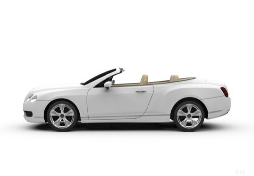 BENTLEY Continental GTC I kabriolet boczny lewy