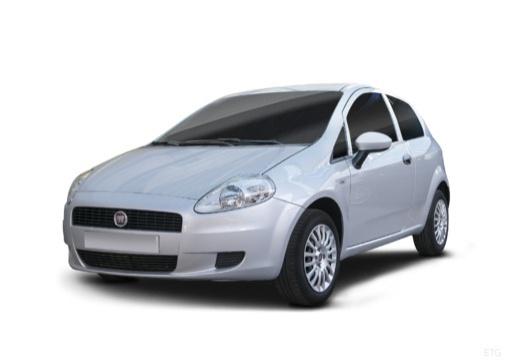 FIAT Punto Grande hatchback przedni lewy