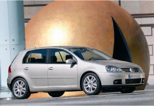 VOLKSWAGEN Golf V hatchback silver grey przedni prawy