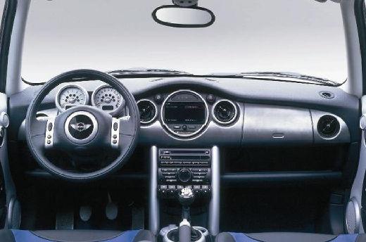 MINI [BMW] Cooper hatchback tablica rozdzielcza