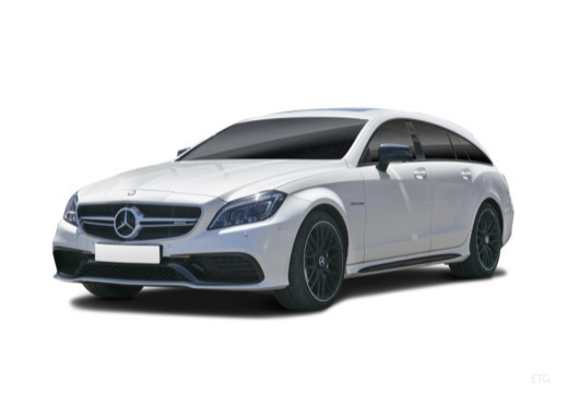 MERCEDES-BENZ CLS 63 AMG 4-Matic Kombi Shooting Brake C 218 II 5.5 557KM (benzyna)