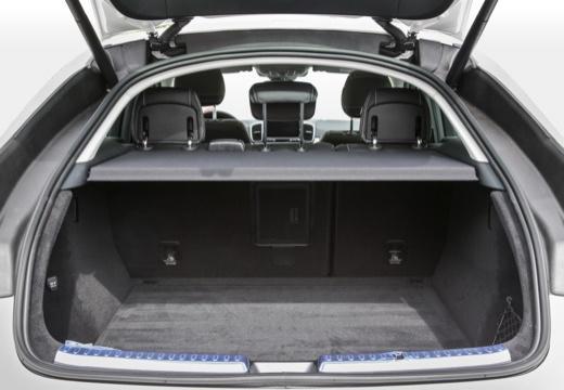 MERCEDES-BENZ Klasa GLE 292 hatchback przestrzeń załadunkowa