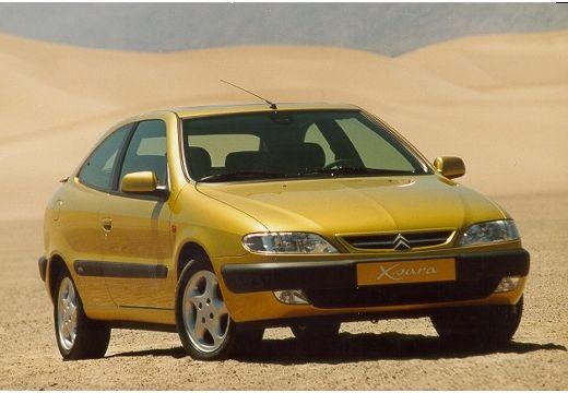 CITROEN Xsara I hatchback złoty przedni prawy