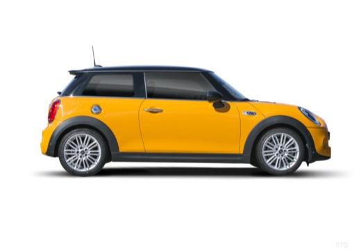 MINI [BMW] Mini MINI Cooper hatchback boczny prawy