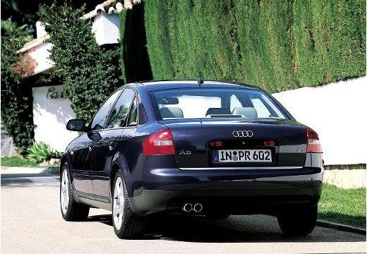 AUDI A6 /S6 4B II sedan czarny tylny lewy