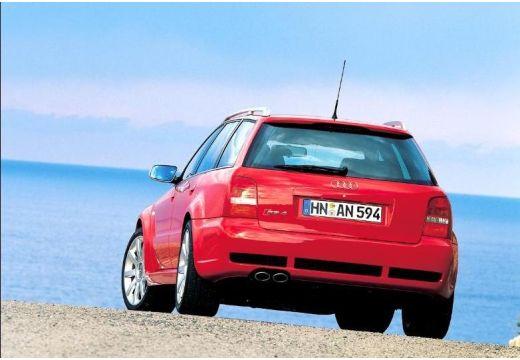 AUDI A4 Avant B5 kombi czerwony jasny tylny lewy