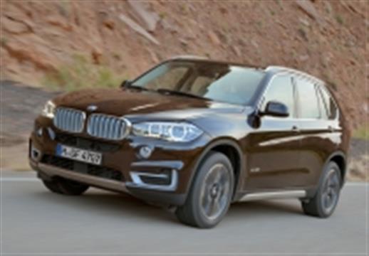 BMW X5 kombi