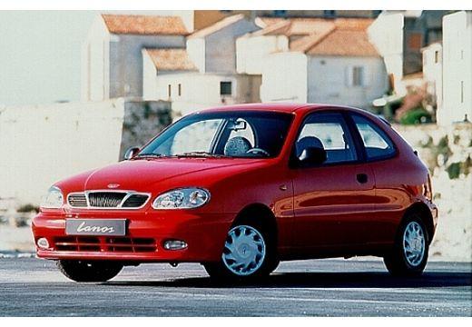 DAEWOO / FSO Lanos 1.4 S Hatchback 75KM (benzyna)