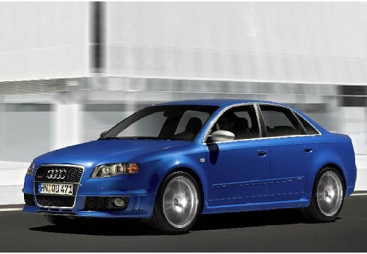 AUDI A4 8E II sedan niebieski jasny przedni lewy