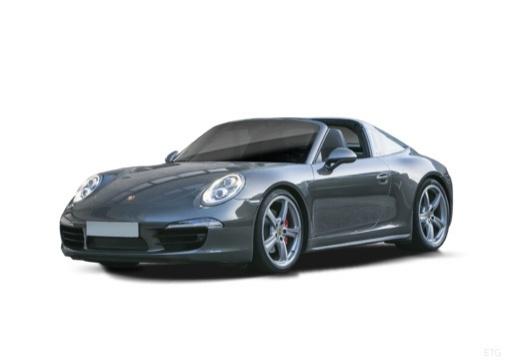 PORSCHE 911 Targa 4S PDK Coupe 991 I 3.8 400KM (benzyna)