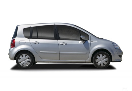 RENAULT Modus II hatchback boczny prawy