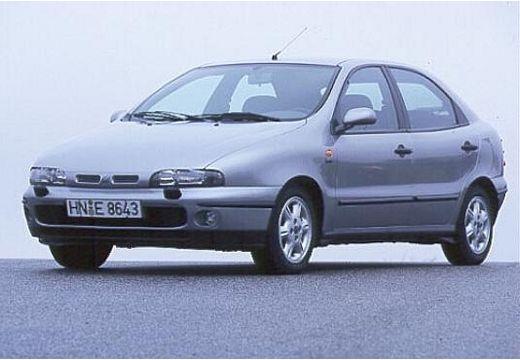 FIAT Brava hatchback silver grey przedni lewy