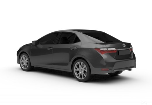Toyota Corolla IV sedan tylny lewy