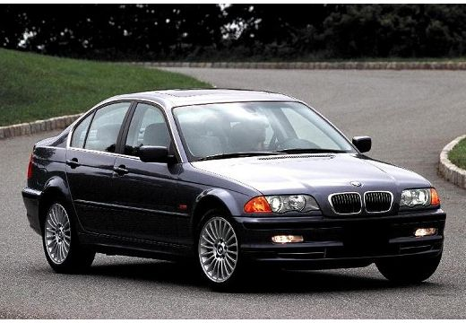 BMW Seria 3 Sedan E46