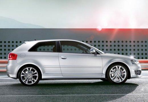 AUDI S3 2.0 TFSI Quattro Hatchback 8P III 265KM (benzyna)